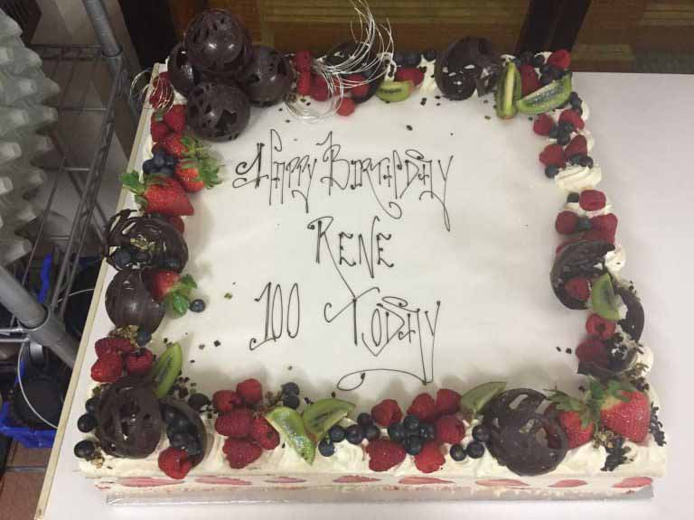Bagatelle Cake