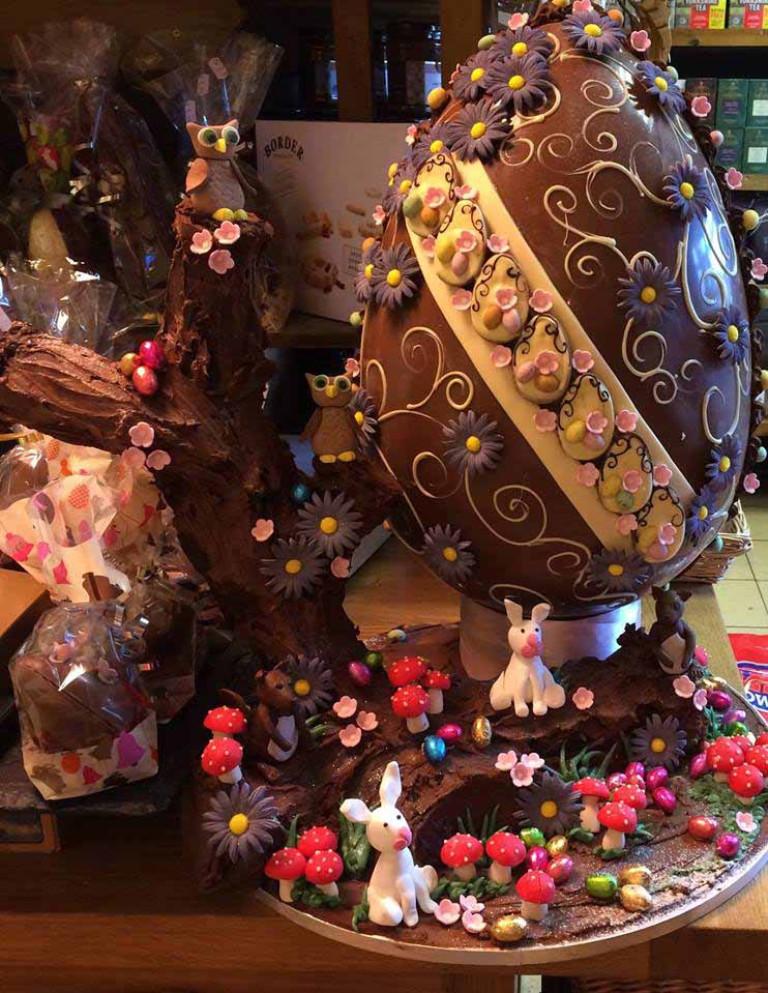 Easter Cake I
